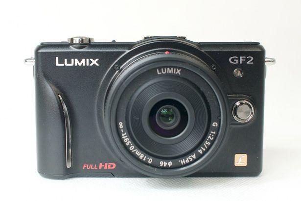 Panasonic Lumix GF2 - test