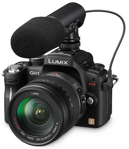 Panasonic Lumix GH1: Mikro Cztery Trzecie w cenie profesjonalnej lustrzanki