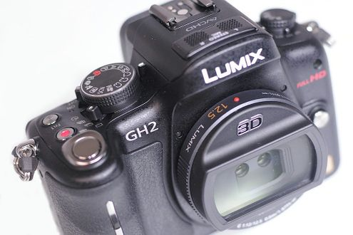 Panasonic Lumix DMC-GH2 oraz obiektyw Lumix 3D: hands-on
