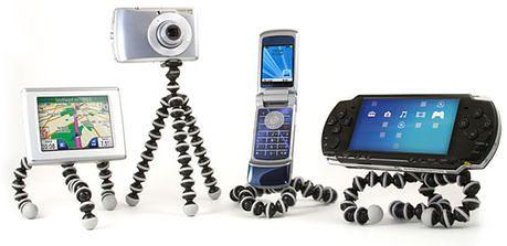 Joby Gorillapod Go-Go ? mobilny statyw dla mobilnych urządzeń