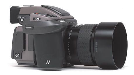 Hasselblad H3DII-50 ma w środku matrycę o rozdzielczości 50 megapikseli
