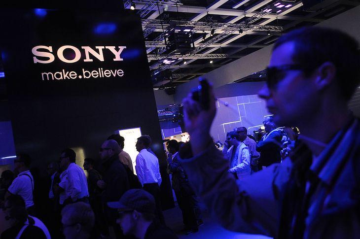 Stoiska Sony na IFA 2010, fot. KB