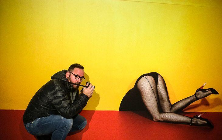 Wystawa: Guy Bourdin - Londyn 2014
