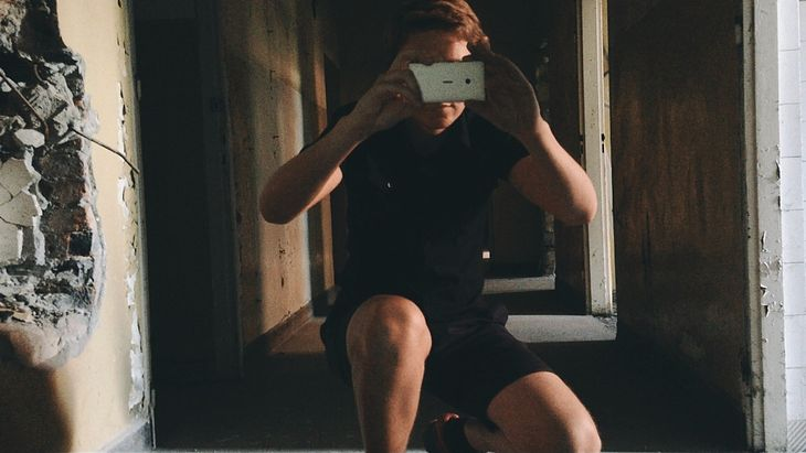 """Mobile Photographer"" by Jakub Jacek - http://instagram.com/p/qzmdOxvXCY/?modal=true"