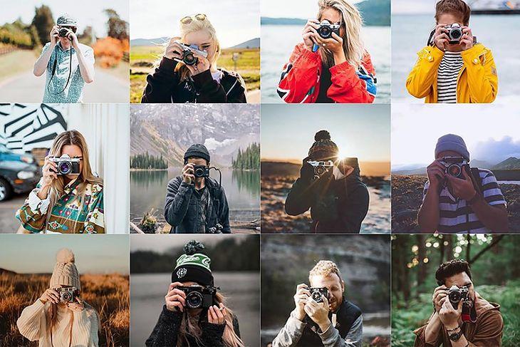 Instagram. Dlaczego wszyscy robimy te same zdjęcia