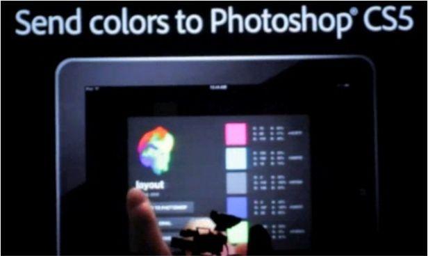 Photoshop for iPad - efektowne miksowanie kolorów