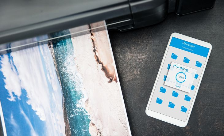Jak drukować zdjęcia z telefonu?