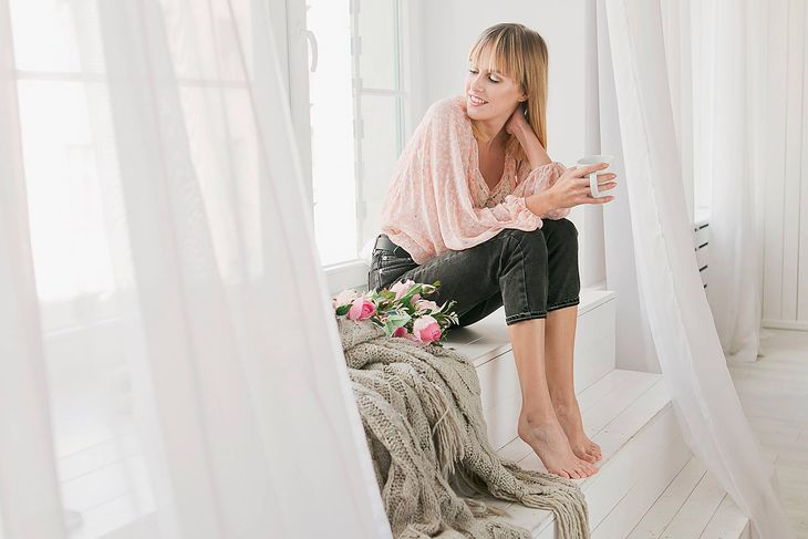 modelka: Wiktoria, SPOT Management makijaż: Karolina Wawrzyniak