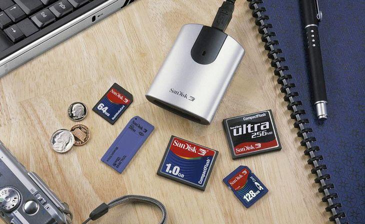 Jak produkuje się karty pamięci?