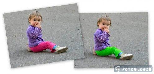Kolorowanie ubraia w Photoshopie dla początkujących