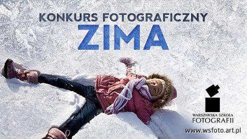 Konkurs fotograficzny ZIMA - znamy zwycięzców!