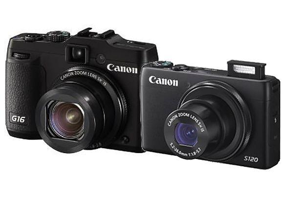 Canon G16 i S120