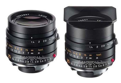 Leica Summilux-M 35 mm f/1,4 ASPH - klasyczny obiektyw w nowej odsłonie