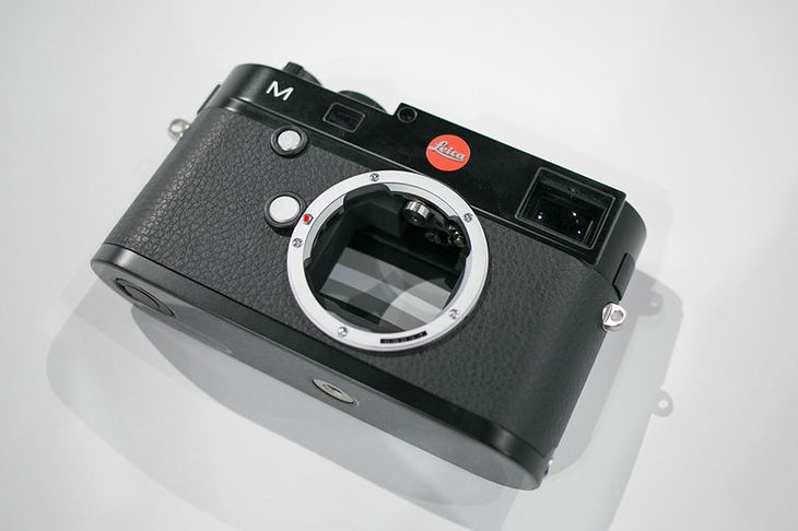 Leica M © KB