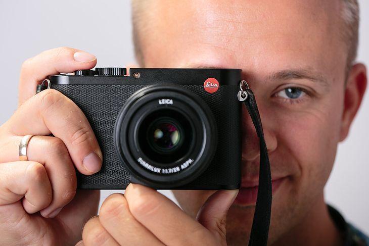 Leica Q to jeden z najlepszych aparatów zaprezentowanych w 2015 r.