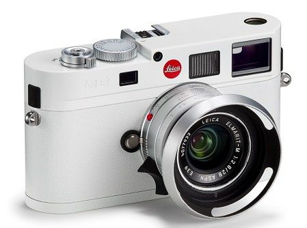 All-White Leica M8 Special Edition