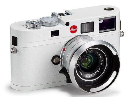 Biała Leica M8.2 za 7000 euro