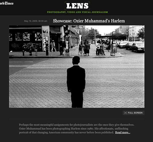 Www sieci - LENS, czyli The New York Times bloguje o fotografii