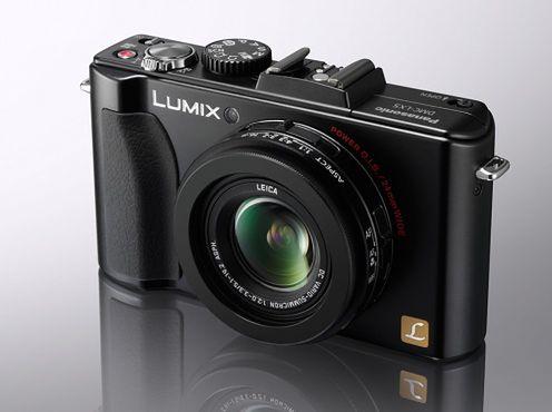 Panasonic Lumix DMC-LX5 - profesjonalny kompakt z wyższej półki