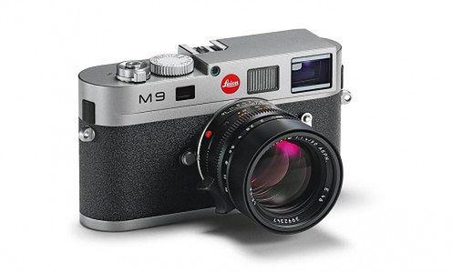 Leica M9 z sensorem Kodaka
