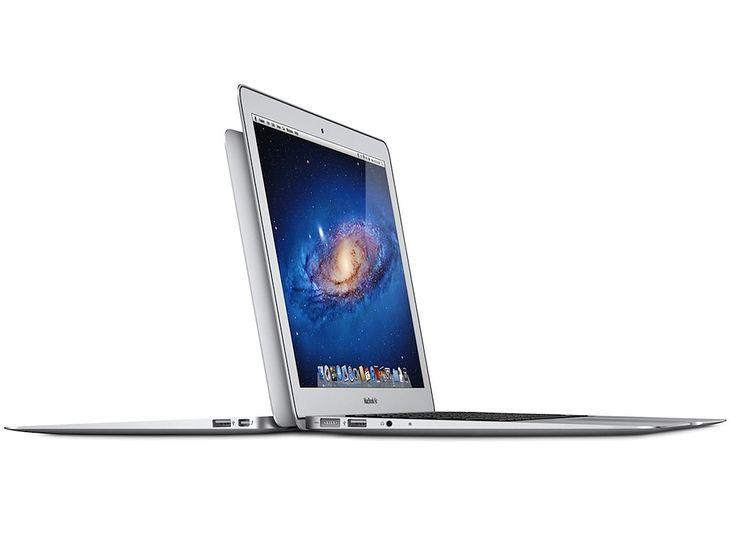 No i się doczekaliśmy! Nowe MacBooki Air 2011 (fot. Slashgear)