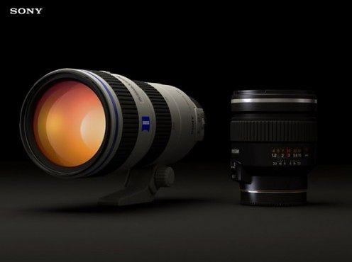 Zeiss 70-200mm f/2.8 i 85mm f/1.8 SSM dla Sonego?