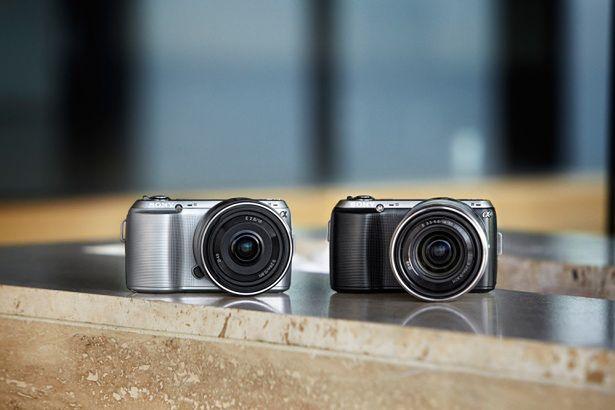 Sony NEX-C3 - najmniejszy kompakt z wymienną optyką