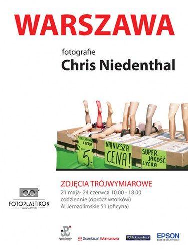 Trójwymiarowa Warszawa okiem Chirsa Niedenthala