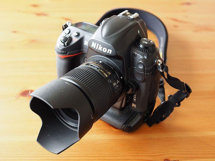 Nikon ED Nikkor AF-S 35 mm f/1,8G + Nikon D3X