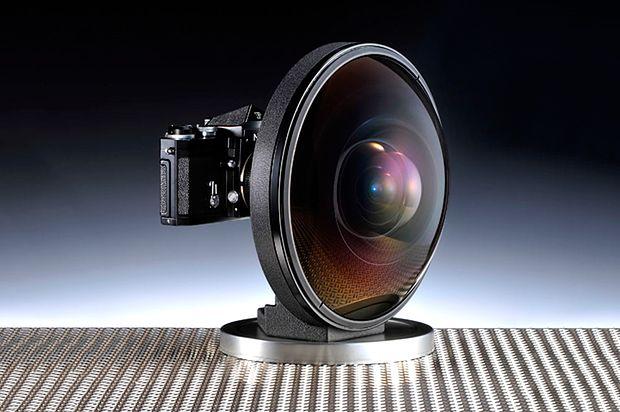 Nikkor 6 mm f/2.8