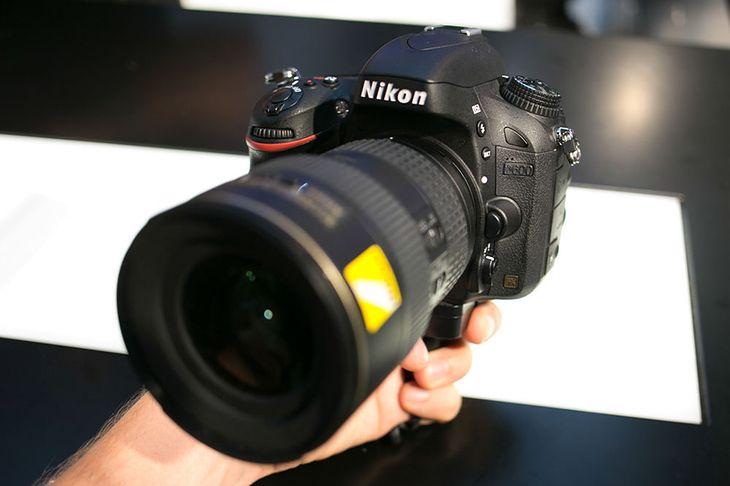 Nikon D600 © KB