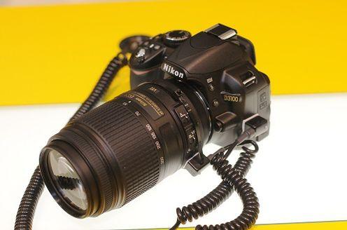 Nikon D3100 - pierwsze wrażenia