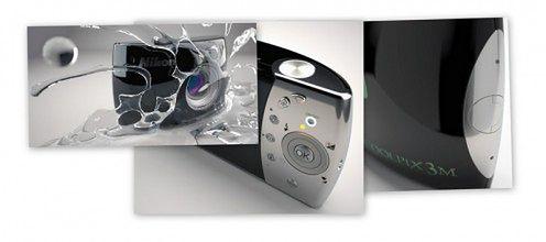 Wodoszczelny, wyjątkowy, nierealny Nikon Coolpix 3M