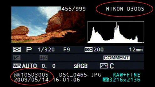 Nikon D300s - przeciek z oficjalnej strony