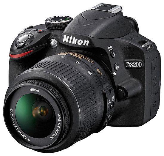 Nikon D3200 (©Nikon)