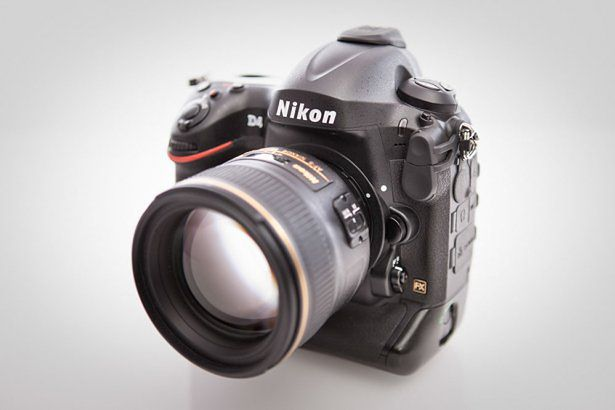Nikon D4 © KB