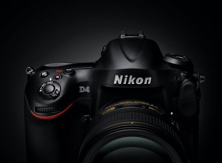 Nikon D4 z baterią mniej pojemną, lecz bardziej wydajną