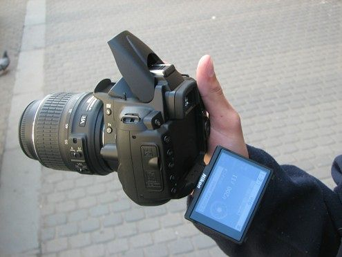 Nikon D5000 w rękach testerów - galeria
