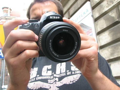 Recenzja Nikona D5000 z obiektywem 18-55 VR