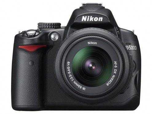 Problemy z niewłączającymi się Nikonami D5000
