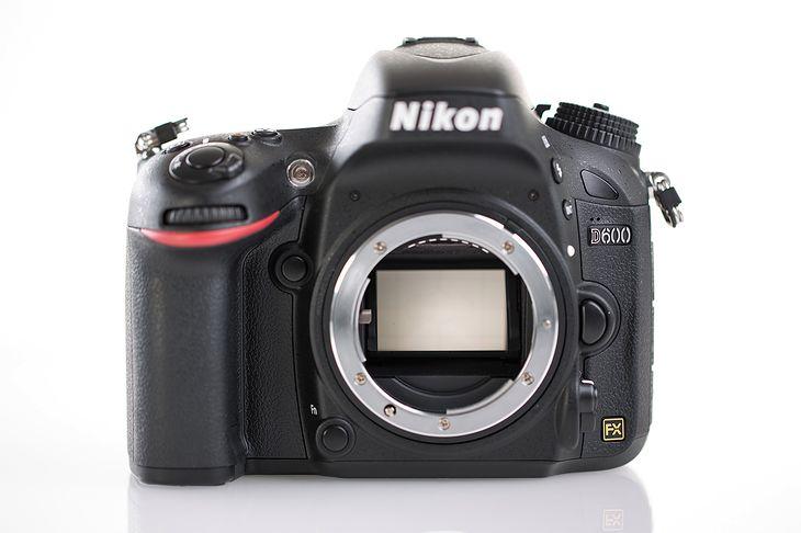 Nikon D600 w trakcie naszych testów