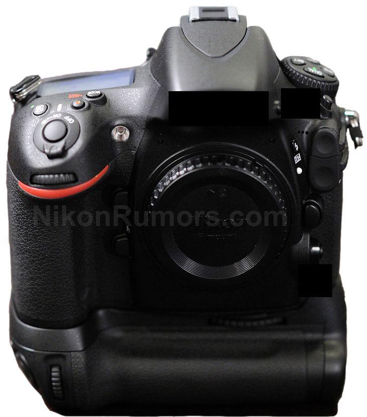 Nikon D800 zaprezentowany na nikonrumors.com