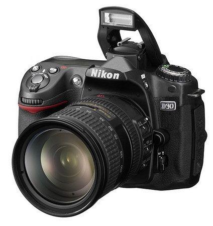 Nikon D90 już tuż, tuż?