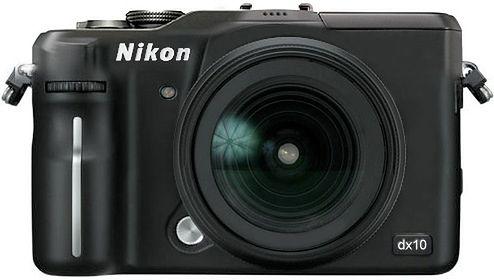 Koncepcja nowej serii aparatów Nikon
