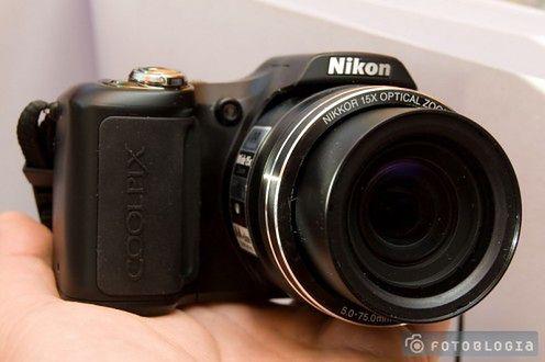 Nikon Coolpix L100 - duży zoom dla każdego