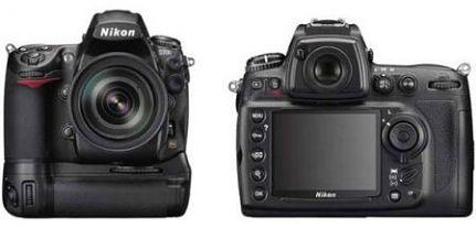 Nikon D700x z matrycą 24mp już jesienią?