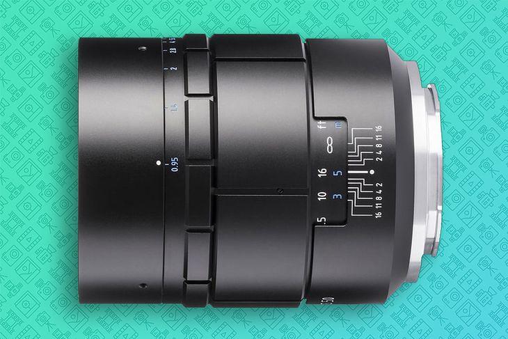 Nocturnus 50 mm f/0.95 II