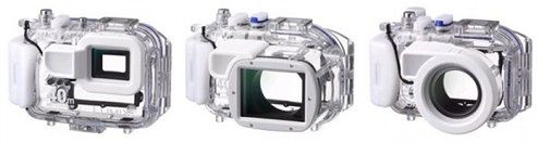 Fotografuj aparatami Panasonic pod wodą