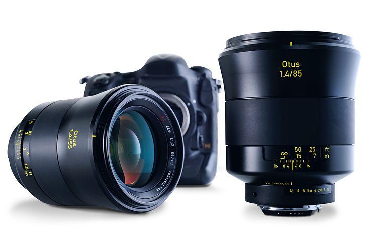 Zeiss Otus 85 mm f/1,4
