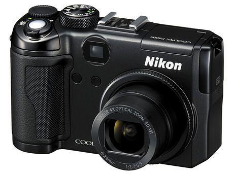 Nikon P6000 z wbudowanym GPSem